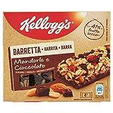 Kellogg's Almendra y Fruta Barritas  - Paquetes de 4 x 32 g - Total: 128 g