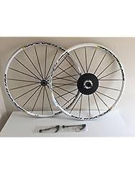 Mavic - Set de ruedas de bicicleta de carretera Ksyrium, 700C F/V Shimano Sram 11Speed W/QR