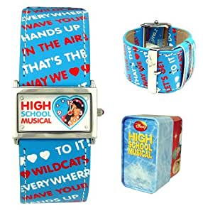 (Disney) High School Musical Watch and Money Tin (HS1004)