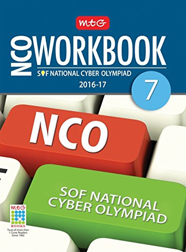MTG National Cyber Olympiad (NCO) Work Book - Class 7