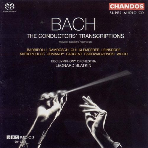 Suite No. 6: I. Prelude (arr. from J.S. Bach, The Well-Tempered Clavier, Book 1: Prelude in C sharp major, BWV 848)