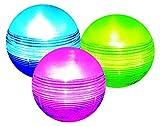 Heissner SL303–00Solar Bälle–Mehrfarbig (Pack von 3)