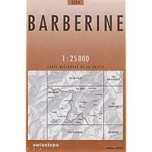 Carte routière : Barberine