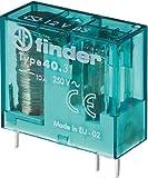 Finder Serie 40–RELE Mini Schläuche 3,5mm mit 24VAC/DC