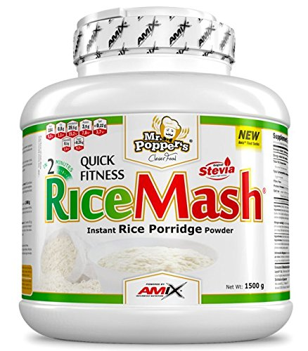 Mr. Popper's RiceMash 1.5 Kg - Crema de cacahuete