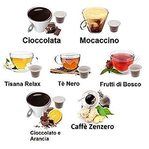 TISANE e SOLUBILI Lovespresso NESPRESSO® - 80 Capsule compatibili Nespresso