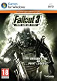 Fallout 3: Game Add-On Pack - Broken Steel and Point Lookout (PC DVD) [Importación inglesa]