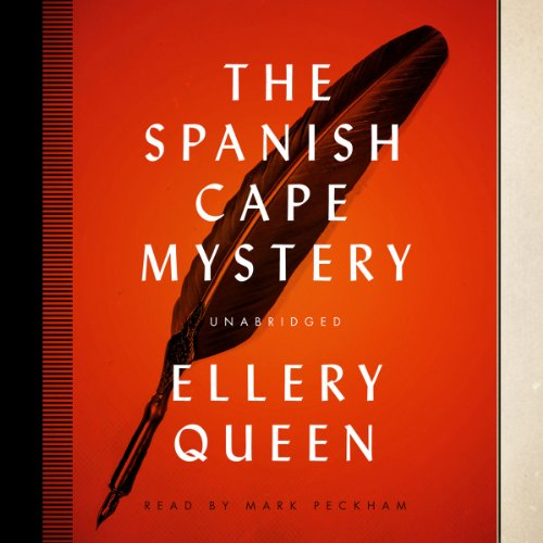 The Spanish Cape Mystery  Audiolibri