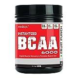Medisys Instantized BCAA 6000 Powder (400gm, Fruit Punch)