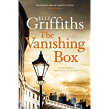 The Vanishing Box: Stephens and Mephisto Mystery 4 (Stephens & Mephisto Mystery)