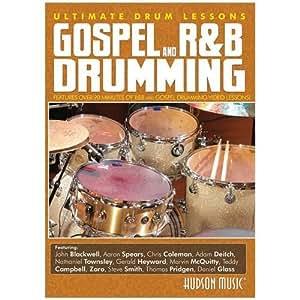 Ultimate Drum Lessons: Gospel R&B Drumming. Für Schlagzeug