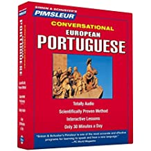 Pimsleur Portuguese (European) Conversational Course - Level 1 Lessons 1-16 CD: Learn to Speak and Understand European Portuguese with Pimsleur Language Programs by Pimsleur (2015-10-27)