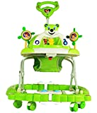 #9: Goyal's Baby Musical Foldable Walker Cum Rocker - Green