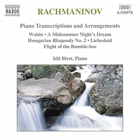 Rachmaninov: Piano Transcriptions And Arrangements