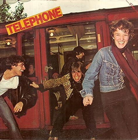 TELEPHONE LP (VINYL ALBUM) FRENCH COLUMBIA 1982