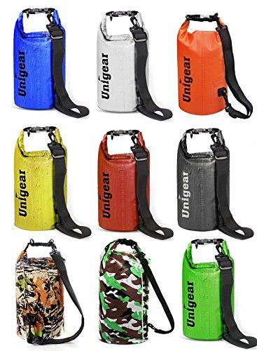 Wasserfester Packsack mit Handyhülle im Test & Preis-Leistungsvergleich - 2