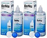Bausch & Lomb ReNu MPS Sensitive Eyes Pflegemittel für weiche Kontaktlinsen 2 x 360ml