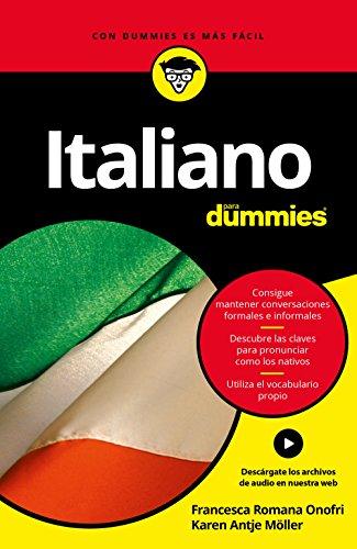 Italiano para Dummies por Francesca Romana Onofri