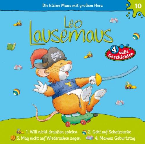 Preisvergleich Produktbild Leo Lausemaus will nicht draußen spielen (Leo Lausemaus 10)