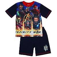 Avengers Boys Short Summer Pyjamas