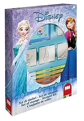 Disney Frozen - Caja 4 sellos (Multiprint 27883) por Multiprint