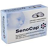 SenoCap Par silver 925 nippelsköldar