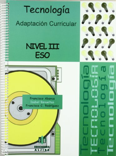Tecnología: Nivel III. Adaptación curricular