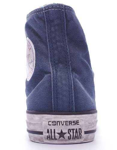 Converse All Star Hi Canvas Seasonal, Sneaker, Unisex navy smoked