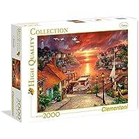 Clementoni 32548 - Puzzle New Horizons HQC, 2000 pezzi