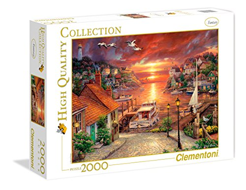 Clementoni - Puzzle 2000 piezas new horizons (32548)
