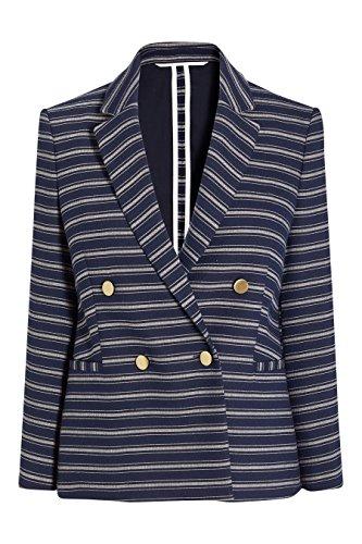 next-mujer-blazer-cruzado-rayas-petite-chaqueta-top-eu-46-uk-18