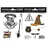 Harry Potter - Magische Objekte | 8er Sticker Set