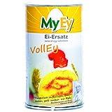 MyEy VollEy Ei-Ersatz, natürlich & voll aufschlagbar, universell einsetzbar, lactosefrei & vegan, 2er Pack (2 x 200 g)