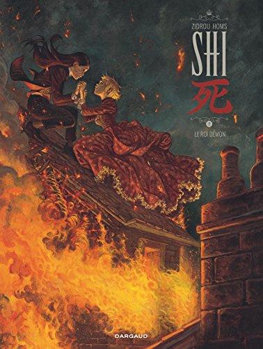 SHI - série en cours n° 2 Le roi démon