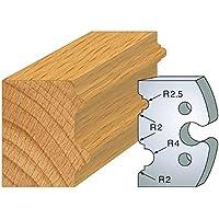 211: Juego de 2 barras de astrágalo ht 50 mm, para herramientas entr'plot eje 24 mm