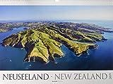 Neuseeland 2019 - New Zealand - Bildkalender XXL (64 x 48) - Landschaftskalender - Naturkalender