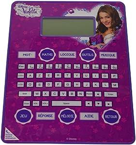 IMC Toys - Violetta tablet, juguete electrónico portátil (15005) versión en francés