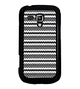 Fuson Designer Back Case Cover for Samsung Galaxy S Duos 2 S7582 :: Samsung Galaxy Trend Plus S7580 (rangoli art craft flower floral )