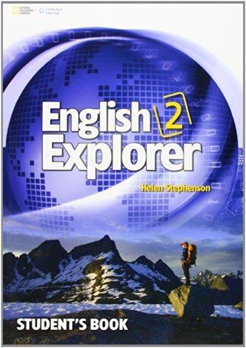 English Explorer 2 with MultiROM: Explore, Learn, Develop (English Explorer: Explore, Learn, Develop) by Helen Stephenson (2010-01-19)