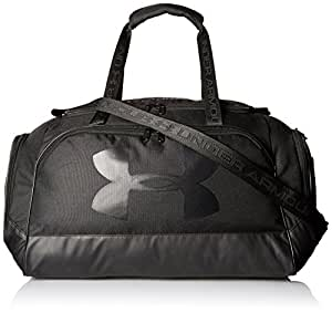 Under Armour Damen Seesack Storm Watch Me, Black, 55 x 28 x 25 cm, 41 Liter, 1260544-9