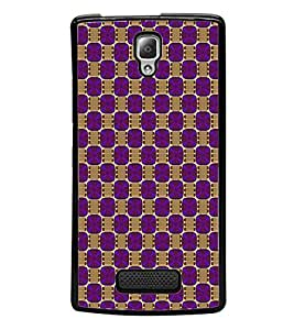 Colourful Pattern 2D Hard Polycarbonate Designer Back Case Cover for Lenovo A2010