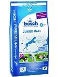 Bosch 44017 Hundefutter Junior Maxi Plus 15 kg