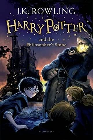 Harry Potter and the Philosopher's Stone: 1/7 (Harry Potter