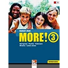 MORE! 3. Enriched Course Student's Book: Sbnr 140674