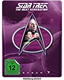 Star Trek: The Next Generation - Season 7 (Steelbook, exklusiv bei Amazon.de) [Blu-ray] [Limited Collector's Edition] [Limited Edition]