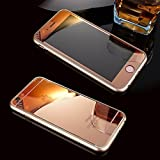 Relax And Shop Relax&Shop Mirror Front + Back Tempered Glass Screen Protector For Iphone 6 - Rose Gold