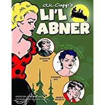 Li'l Abner: The Complete Dailies and Color Sundays, Vol. 2: 1937-1938 by Al Capp (2010-11-30)