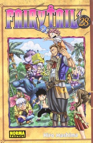 FAIRY TAIL 28 (CÓMIC MANGA) por Hiro Mashima