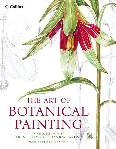 The Art of Botanical Painting por Margaret Stevens
