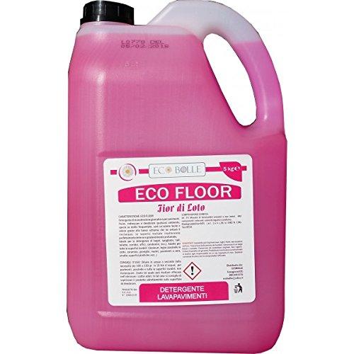 Ecobolle diamante fior di loto - detersivo per pavimenti professionale (5 kg)
